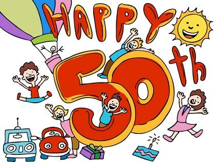 Choose A 50th Birthday Poem